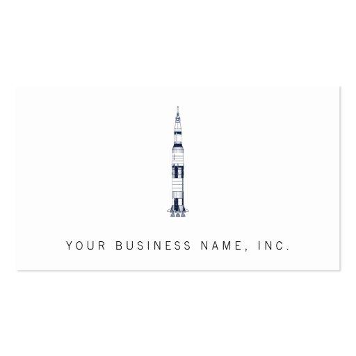 saturn rocket business card templates. Black Bedroom Furniture Sets. Home Design Ideas