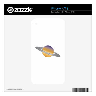 Saturn Skins For iPhone 4S