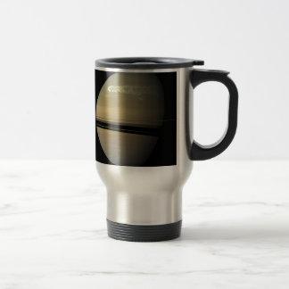 Saturn Storm Coffee Mugs