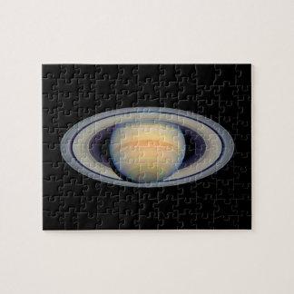 Saturn (telescopio de Hubble) Rompecabezas