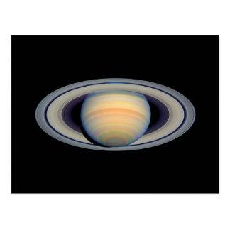 Saturn (telescopio de Hubble) Tarjetas Postales
