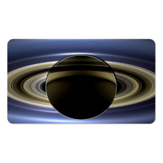 Saturn - The Day the Earth Smiled Business Card