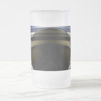 Saturn - The Day the Earth Smiled Beer Mug