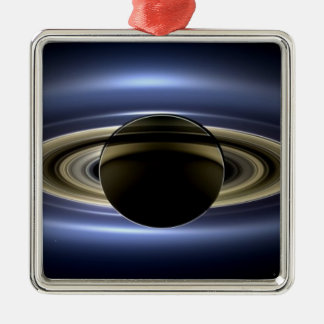 Saturn - The Day the Earth Smiled Christmas Ornament