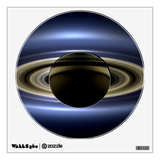 Saturn - The Day the Earth Smiled Wall Decal
