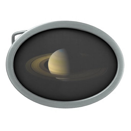 Saturn the Sixth Planet from the Sun Belt Buckles
