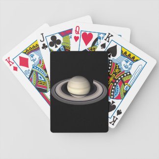SATURN v.4 (solar system) ~ Bicycle Playing Cards