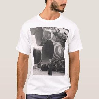 Saturn V and Von Braun T-Shirt