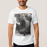 Saturn V and Von Braun Tee Shirt