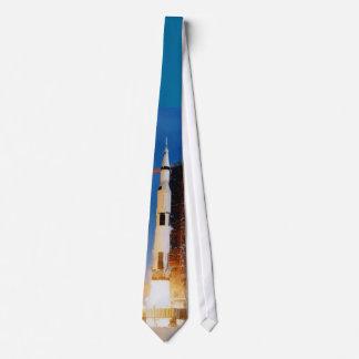 Saturn V Corbata Personalizada