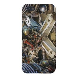 Saturn V Engine Case For iPhone SE/5/5s