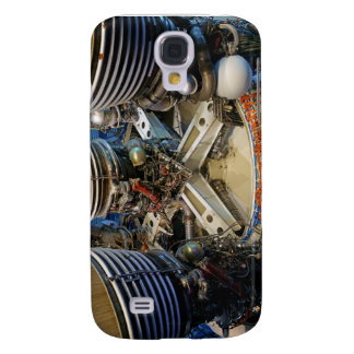 Saturn V Engine Samsung Galaxy S4 Case