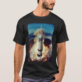 Saturn V Launch - Apollo 11 T-Shirt