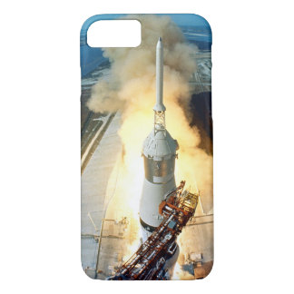 Saturn V Launch of Apollo 11 Moon Mission iPhone 8/7 Case