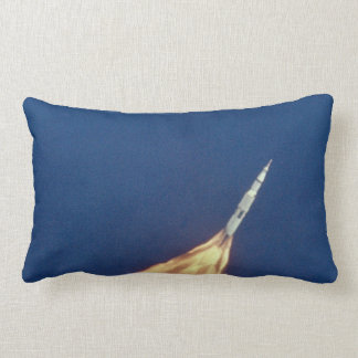 Saturn V punch (Pillow) Space Throw Pillow