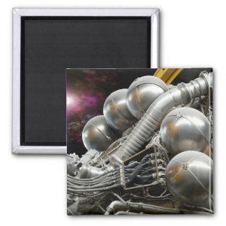Saturn V Rocket Engine magnet