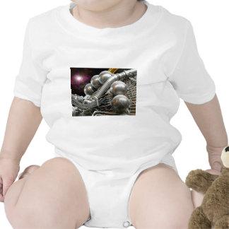 Saturn V Rocket Engine Baby Creeper