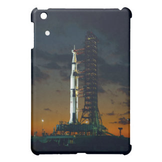 Saturn V Space Rocket Launch Case For The iPad Mini