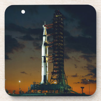 Saturn V Space Rocket Launch Coaster