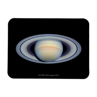Saturn with rings at widest angle to Earth Magnet