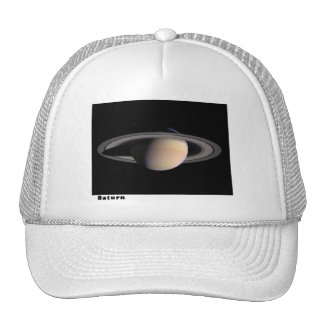 Saturn with Rings Hat