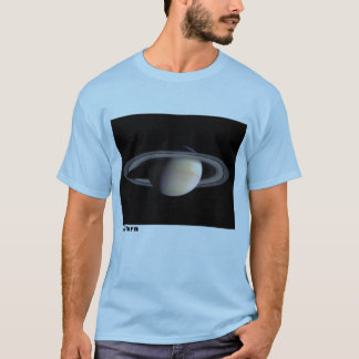 Saturn with Rings T-Shirt