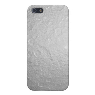 Saturn's icy moon Rhea Cover For iPhone SE/5/5s