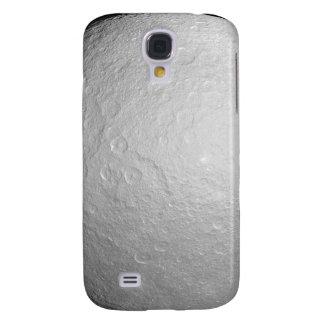 Saturn's icy moon Rhea Samsung Galaxy S4 Cover