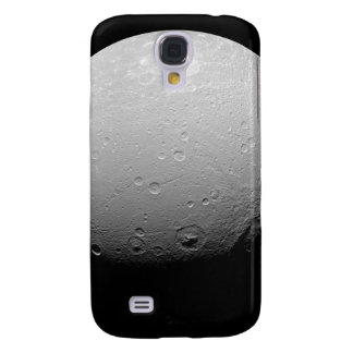 Saturn's moon Dione 2 Galaxy S4 Case