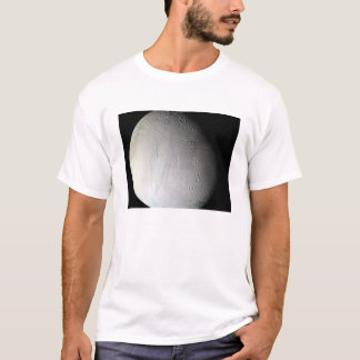 Saturn's moon Enceladus 3 T-Shirt