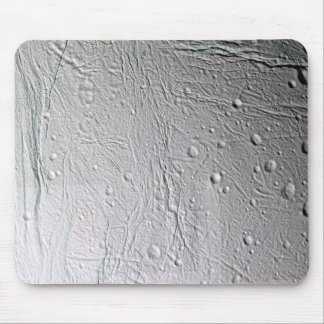 Saturn's moon Enceladus 4 Mouse Pad