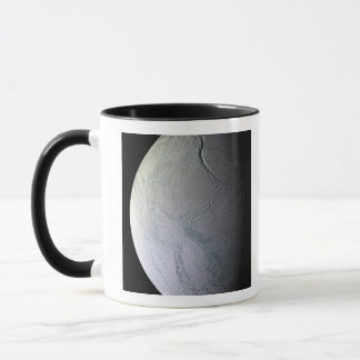 Saturn's moon Enceladus Mug