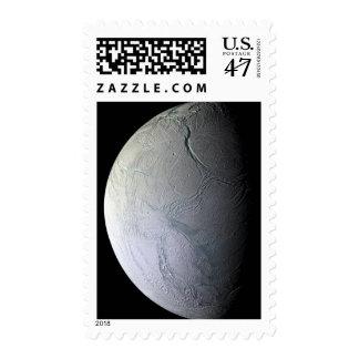Saturn's moon Enceladus Postage