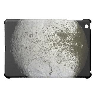 Saturn's moon Iapetus 2 iPad Mini Cover
