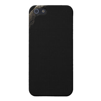 Saturn's moon Iapetus Covers For iPhone 5