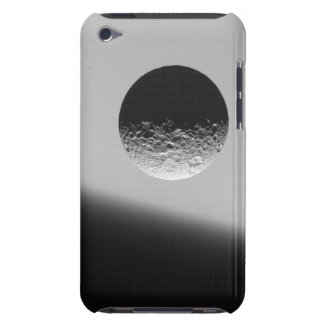 Saturn's moon Mimas Barely There iPod Cover