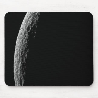 Saturn's moon Tethys Mouse Pad