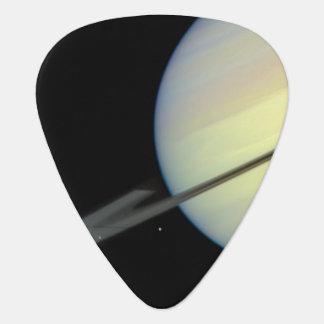 Saturn's Moons - Frame 2 Guitar Pick