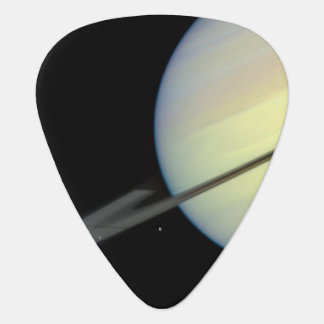 Saturn's Moons - Frame 2 Guitar Pick