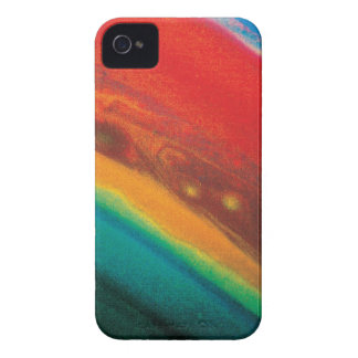 Saturns Northern Hemisphere iPhone 4 Cover