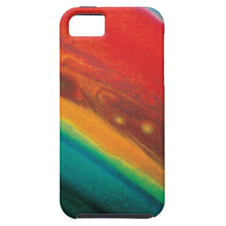 Saturns Northern Hemisphere iPhone SE/5/5s Case