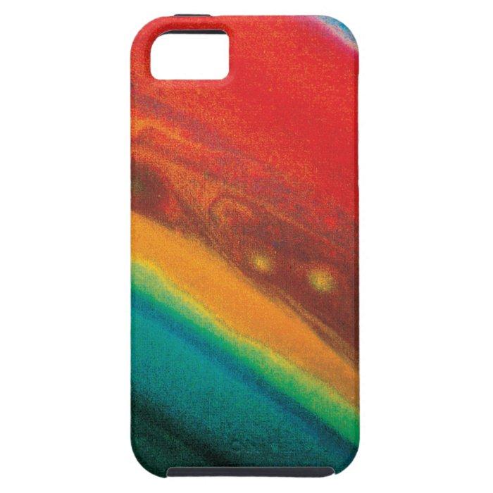 Saturns Northern Hemisphere iPhone SE/5/5s Case
