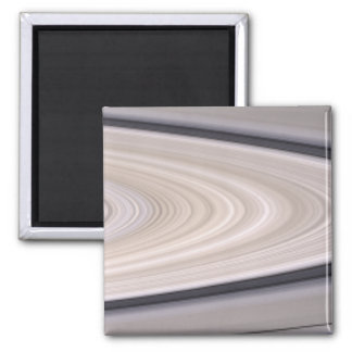 Saturn's ring system magnet