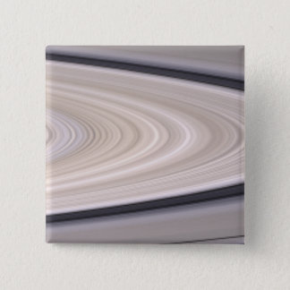 Saturn's ring system pinback button