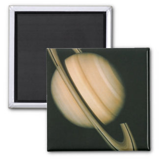 Saturn's Rings 2 Inch Square Magnet