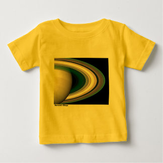 Saturns Rings Baby T-Shirt