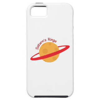 Saturns Rings Case For iPhone 5/5S