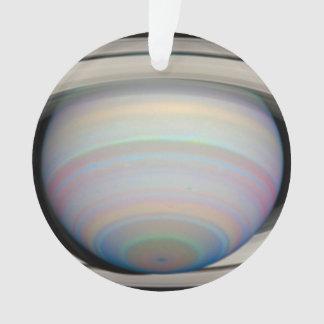Saturn's Rings in Infrared Light