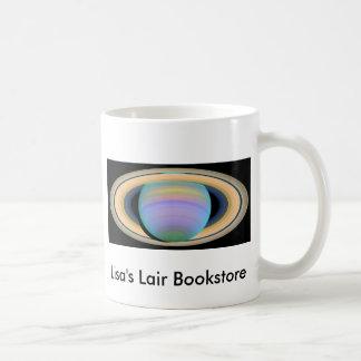 Saturn's Rings in Ultraviolet Light B/store Promo Coffee Mug