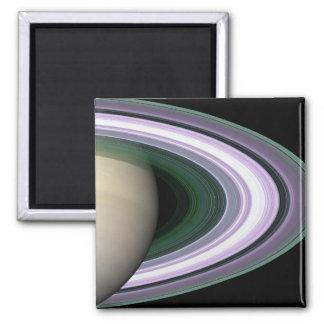 Saturn's Rings Magnet